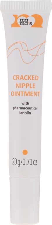 Maść na brodawki piersiowe z lanoliną - Mama's Cracked Nipple Ointment With Pharmaceutical Grade Lanolin — фото N3