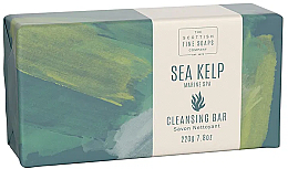 Kup Mydło w kostce - Scottish Fine Soaps Sea Kelp Cleansing Bar
