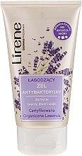 Kup Łagodzący żel antybakteryjny do mycia twarzy, dłoni i ciała Certyfikowana organiczna lawenda - Lirene Dermo Program