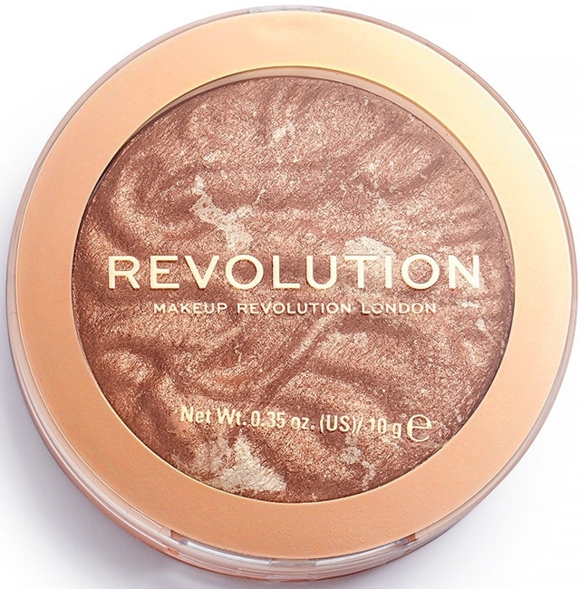 Rozświetlacz do twarzy - Makeup Revolution Highlight Reloaded