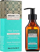 Kup Serum do suchych i zniszczonych włosów z masłem shea - Arganicare Shea Butter Hair Serum