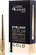 Kup Serum do rzęs z olejkiem arganowym - Long4lashes EyeLash Gold Serum