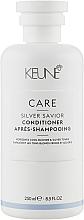 Kup Odżywka do włosów jasnych i siwych - Keune Care Silver Savior Conditioner