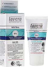 Kup PRZECENA! Intensywnie pielęgnujący krem do twarzy - Lavera Neutral Intensive Treatment Cream *