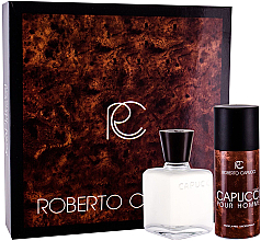 Kup Roberto Capucci Capucci Pour Homme - Zestaw (after/shave 100 ml + deo 120 ml)