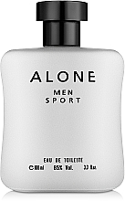 Kup Sterling Parfums Alone Men Sport - Woda toaletowa