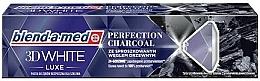 Kup Wybielająca pasta do zębów z ekstraktem z węgla drzewnego - Blend-a-med 3D White Luxe Charcoal