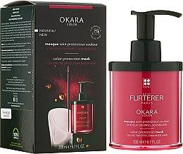Kup Ochronna maska do włosów farbowanych i zniszczonych - Rene Furterer Okara Color Protection Mask