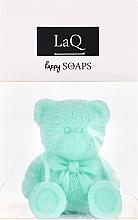 Kup Naturalne mydło ręcznie robione o zapachu kiwi Mały miś - LaQ Happy Soaps