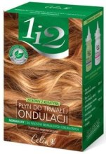 Kup Ziołowy płyn do trwałej ondulacji do włosów normalnych i delikatnych 1 i 2 - Celia