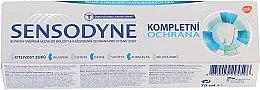 Kup Pasta do zębów z fluorem Kompleksowa ochrona - Sensopdyne Toothpaste