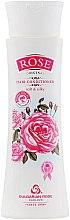 Kup Różana odżywka do włosów Miękkość i jedwabistość - Bulgarian Rose Rose Conditioner With Natural Rose Oil
