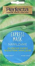 Kup Aloesowa maska do twarzy Intensywne nawilżenie - Perfecta Express Mask