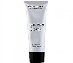 Kup Miller Harris Lumiere Doree - Krem do rąk