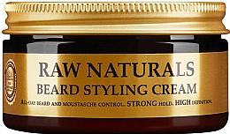 Kup Krem do stylizacji brody - Recipe For Men RAW Naturals Beard Styling Cream