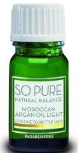 Kup Olej arganowy Light - Keune So Pure Natural Balance Moroccan Argan Oil Light