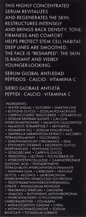 Serum intensywnie odmładzające - Académie Sérum Anti-Âge Global Peptides-Calcium Vitamin C — фото N3