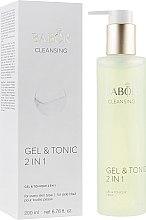 Kup Żel-tonik do twarzy - Babor Cleansing Gel & Tonic 2 in 1