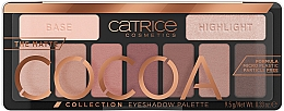 Kup Paleta cieni do powiek - Catrice The Matte Cocoa Collection Eyeshadow Palette