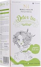 Kup Herbata detoksykacyjna - Noble Health Slim Line Detox Tea