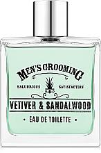 Kup Scottish Fine Soaps Men's Grooming Vetiver & Sandalwood - Woda toaletowa