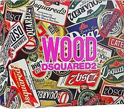 Kup Dsquared2 Wood Pour Femme - Zestaw (edt 50 ml + sh/gel 50 ml + b/lot 50 ml)