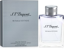 Kup S.T. Dupont 58 Avenue Montaigne For Men - Woda toaletowa