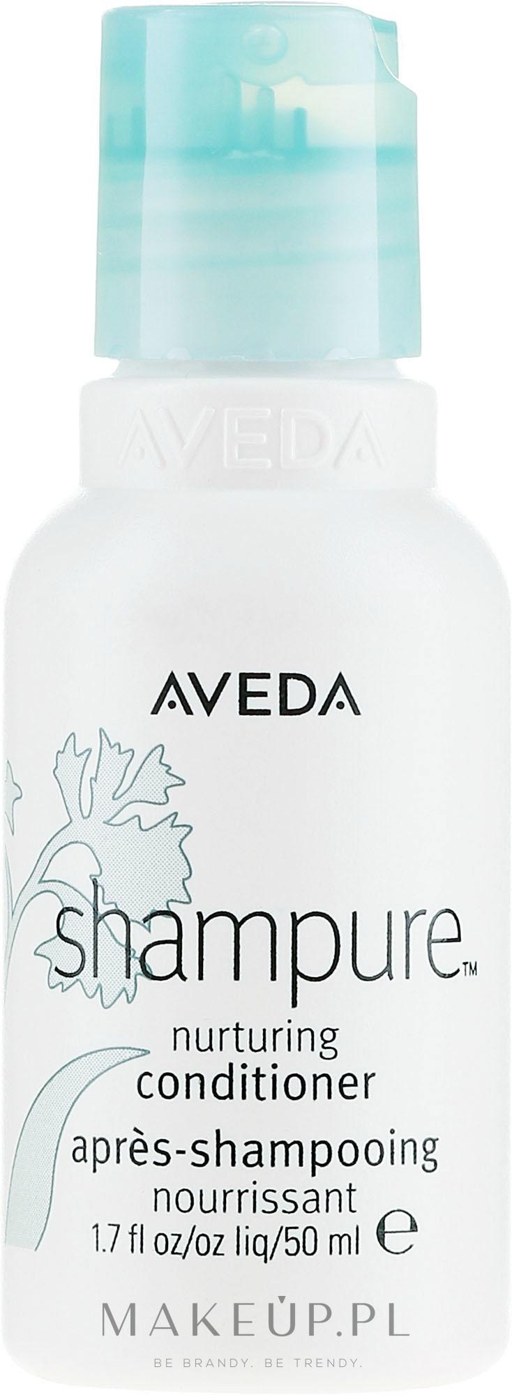 Odżywka do włosów - Aveda Shampure Nurturing Conditioner — фото 50 ml