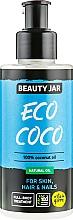Kup Naturalne masło do ciała z olejem kokosowym - Beauty Jar Eco Coco