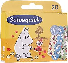 Kup Plastry dla dzieci - Salvequick Moominki