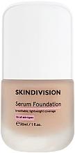 Kup Jedwabiste serum-podkład do twarzy - SkinDivision Serum Foundation