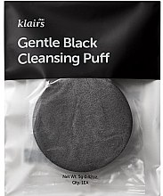 Kup Gąbka do mycia - Klairs Gentle Black Cleansing Puff