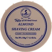 Kup Krem do golenia dla mężczyzn Migdał - Taylor of Old Bond Street Almond Shaving Cream Bowl