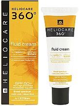 Kup Krem-balsam do wszystkich rodzajów skóry - Cantabria Labs Heliocare 360º Fluid Cream SPF 50+ Sunscreen