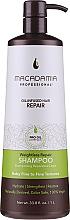 Kup Rewitalizujący szampon do włosów - Macadamia Professional Weightless Repair Shampoo