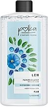Kup Płyn micelarny Oczyszczenie + ukojenie - Polka Len