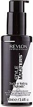 Serum zapobiegające puszeniu się włosów - Revlon Professional Style Masters Double or Nothing Brightastic — фото N1