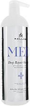 Kup PRZECENA! Regenerujący szampon do włosów - Kallos Cosmetics MED Deep Repair Shampoo *
