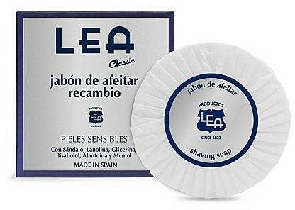 Mydło do golenia - Lea Classic Shaving Soap (wymienny wkład) — фото N1