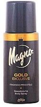 Kup Dezodorant w sprayu dla mężczyzn - La Toja Magno Gold Exclusive Body Spray