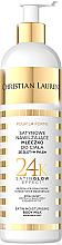 Kup Nawilżające mleczko do ciała ze złotym pyłem - Christian Laurent Pour La Beaute