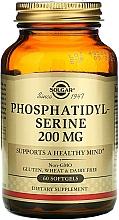 Kup Suplement diety Fosfatydyloseryna w żelowych kapsułkach - Solgar Phosphatidyl Serine