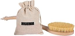 Kup Szczotka do masażu ciała z włókna tampico - Hhuumm nr 6