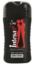 Kup Szampon do włosów i żel pod prysznic 2 w 1 dla mężczyzn - Intesa Unisex Shower Shampoo Gel Ambra D'arabia