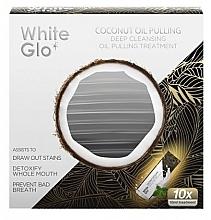 Kup Kokosowe saszetki do wybielania zębów - White Glo Coconut Oil Pulling