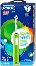 Kup Elektryczna szczoteczka do zębów dla dzieci od 6 lat - Oral-B Braun Junior