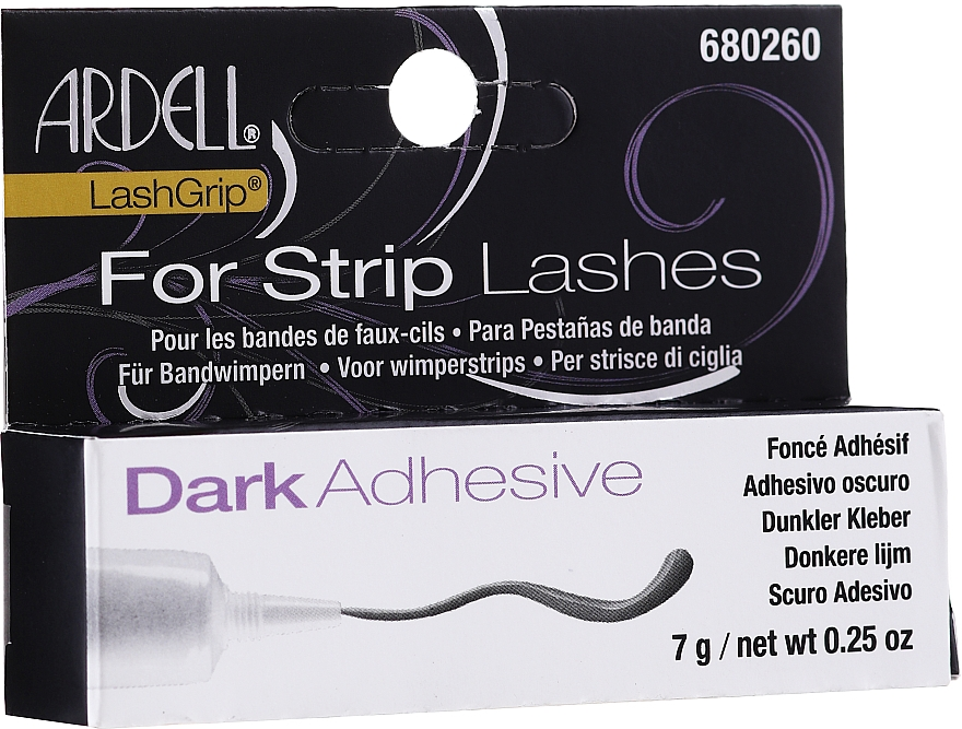 Klej do mocowania rzęs - Ardell LashGrip for Strip Lashes Adhesive