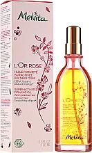 Kup Różany olejek ujędrniający do ciała - Melvita L'Or Rose Super-Activated Firming Oil