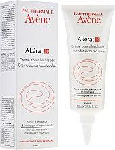 Kup Krem do stosowania miejscowego do skóry zrogowaciałej i łuszczącej się - Avène Eau Thermale Akérat 30 Cream For Localized Areas