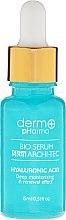 Serum na twarz, szyję, dekolt i dłonie Kwas hialuronowy - Dermo Pharma Bio Serum Skin Archi-Tec Hyaluronic Acid — фото N2